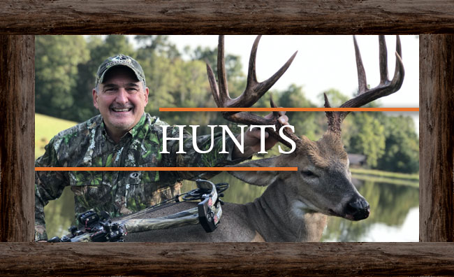 Tad Ladd West Kentucky Whitetails Hunts