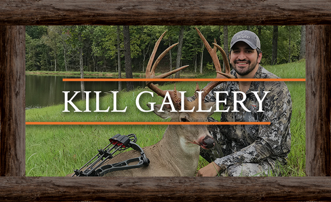 Tad Ladd West Kentucky Whitetails Guest Gallery