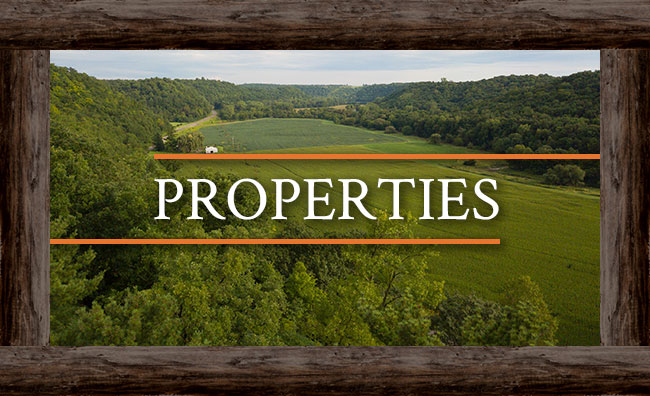 Tad Ladd West Kentucky Whitetails Properties